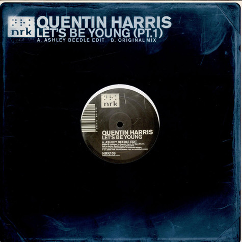 Quentin Harris - Let's Be Young Pt. 1