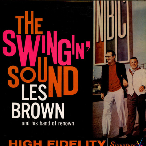 Les Brown And His Band Of Renown - The Swingin' Sound