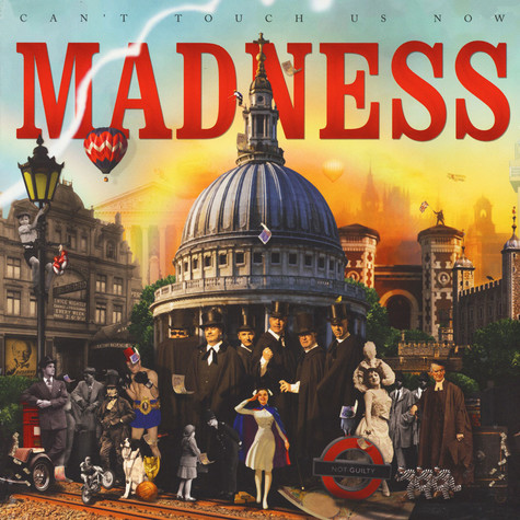 Madness - Can't Stop Us Now
