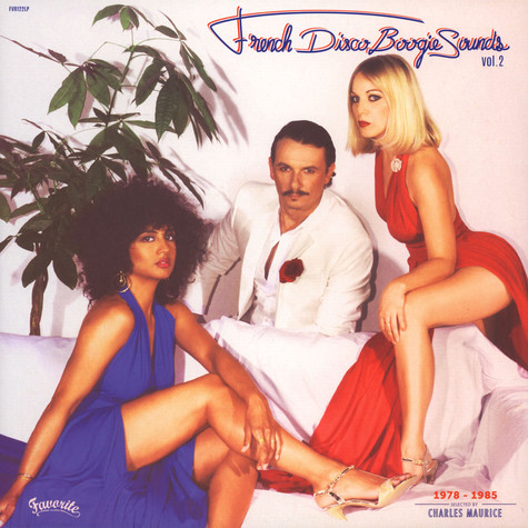 V.A. - French Disco Boogie Sounds Volume 2: 1978-1985