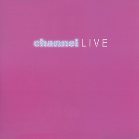 Frank Ocean - Channel Live