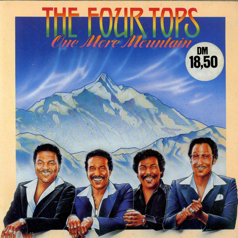 Four Tops - One More Mountain