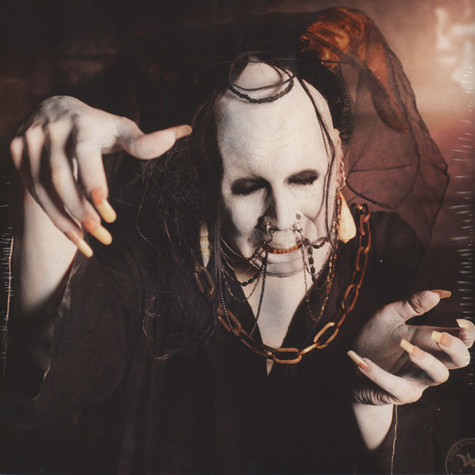 Sopor Aeternus & The Ensemble Of Shadows - Songs From The Inverted Womb