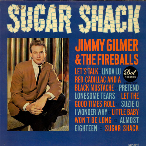 Jimmy Gilmer & The Fireballs - Sugar Shack