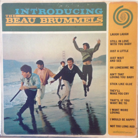 Beau Brummels, The - Introducing The Beau Brummels