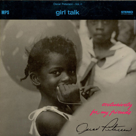 Oscar Peterson - Girl Talk