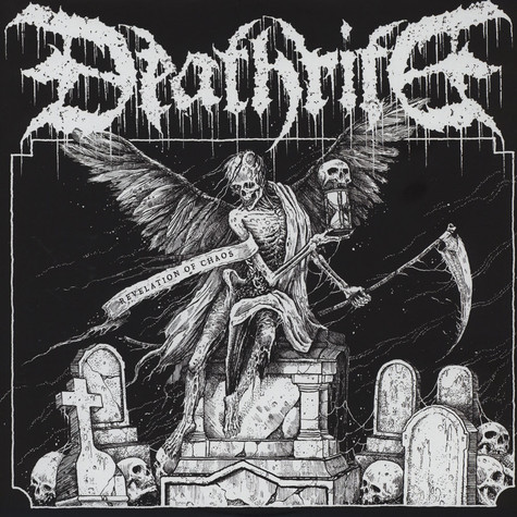 Deathrite - Revelation Of Chaos Black Vinyl Edition