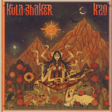 Kula Shaker - K 2.0 New Version