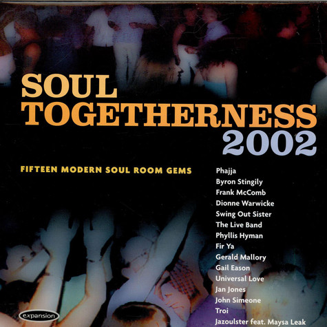 V.A. - Soul Togetherness 2002
