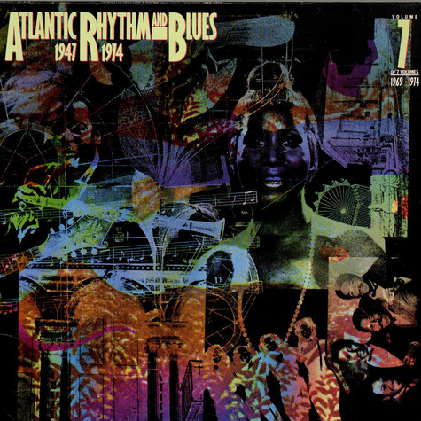 V.A. - Atlantic Rhythm & Blues 1947-1974, Volume 7 1969-1974