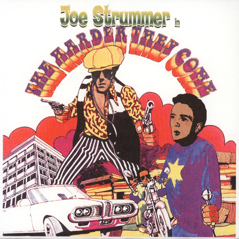 Joe Strummer - Harder They Come Colored Vinyl Edition