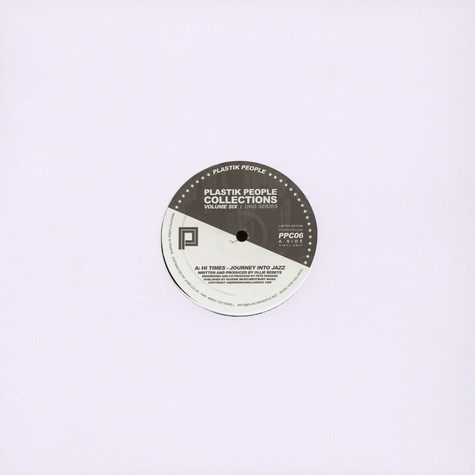 V.A. - Plastik People Collections Volume 6