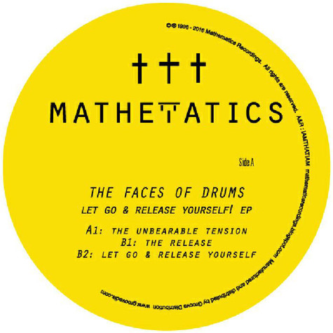 Face Of Drums - Let Go & Release Yourself EP