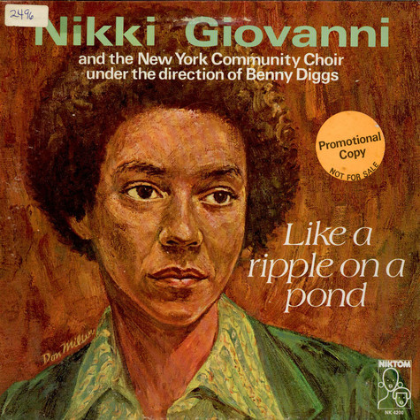 Nikki Giovanni And The New York Community Choir - Like A Ripple On A Pond