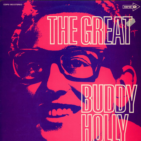 Buddy Holly - The Great Buddy Holly