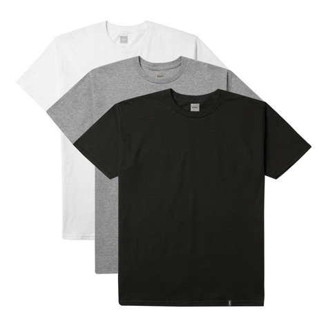 HUF - T-Shirts (Pack of 3)