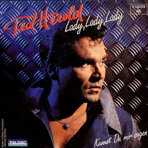 Ted Herold - Lady, Lady, Lady