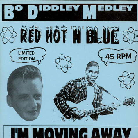 Red Hot 'n' Blue - Bo Diddley Medley