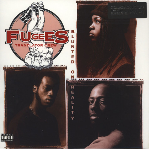Fugees Blunted On Reality Vinyl Lp 2016 Eu