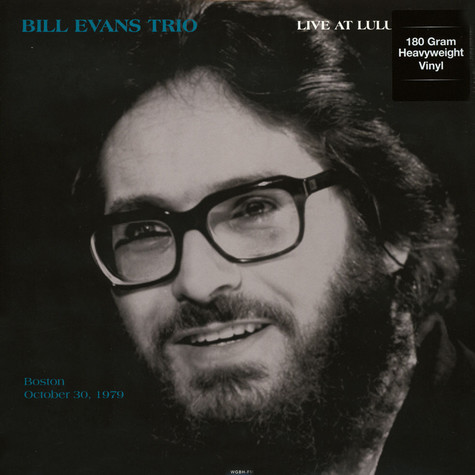 Bill Evans Trio - Live At Lulu's White In Boston, October 30, 1979