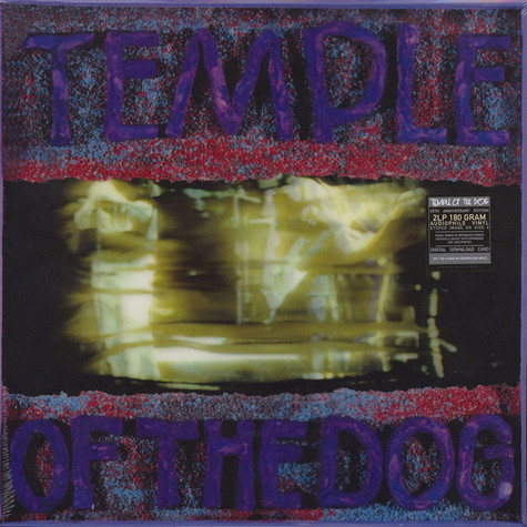 Temple Of The Dog - Temple Of The Dog 25th Anniversary Edition