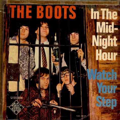 Boots, The - In The Midnight Hour