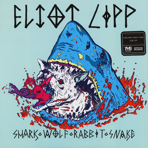 Elliot Lipp - Shark Wolf Rabbit Snake