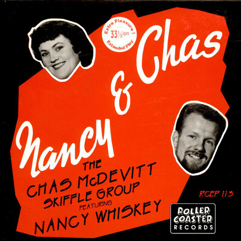 The Chas McDevitt Skiffle Group Featuring Nancy Whiskey - Nancy & Chas