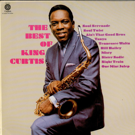 King Curtis - The Best Of King Curtis