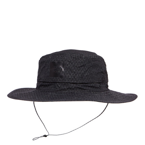 df1327aa7bc The North Face - Homestead Brimmer Hat (Tnf Black Heather)