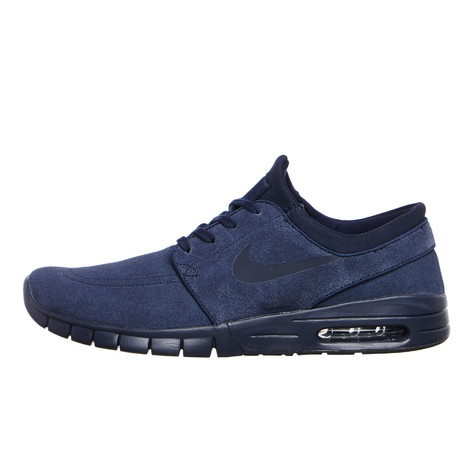 sports shoes 2faa9 230f9 Nike SB. Stefan Janoski Max Leather (Obsidian ...