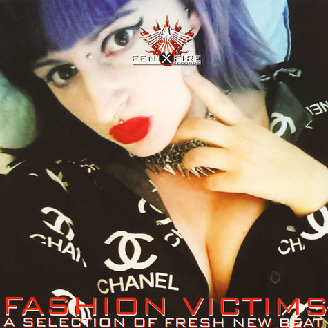 Shimanski Beats / Pakrac / Q pNz / Human Nihil - Fashion Victims Red Vinyl Edition
