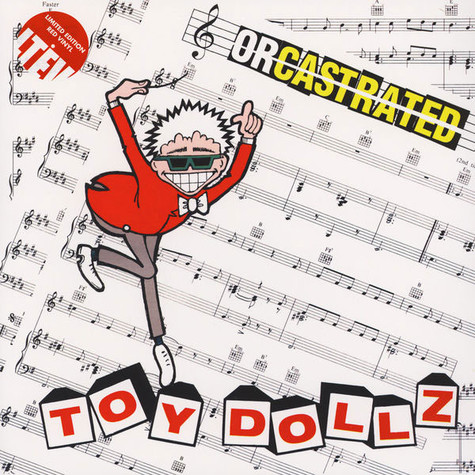 Toy Dolls, The - Orcastrated