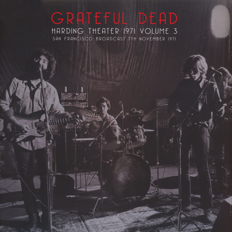 Grateful Dead - Harding Theater 1971 Volume 3
