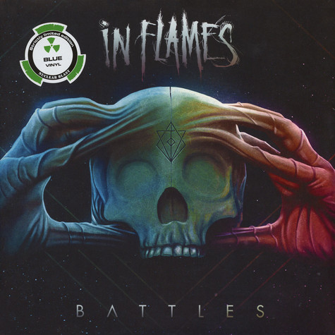 In Flames - Battles Blue Vinyl Edition