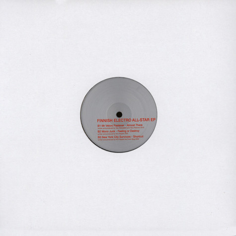V.A. - Finnish Electro All-Star EP