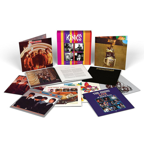 Kinks, The - The Mono Collection