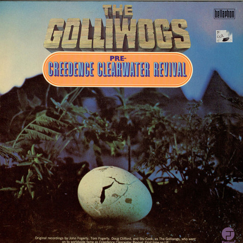 The Golliwogs - Pre-Creedence