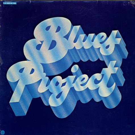Blues Project, The - Blues Project