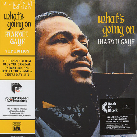 Marvin Gaye - What's Going On Deluxe Edition