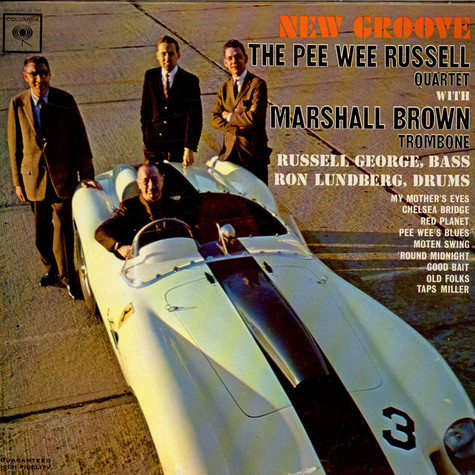 Pee Wee Russell Quartet With Marshall Brown - New Groove