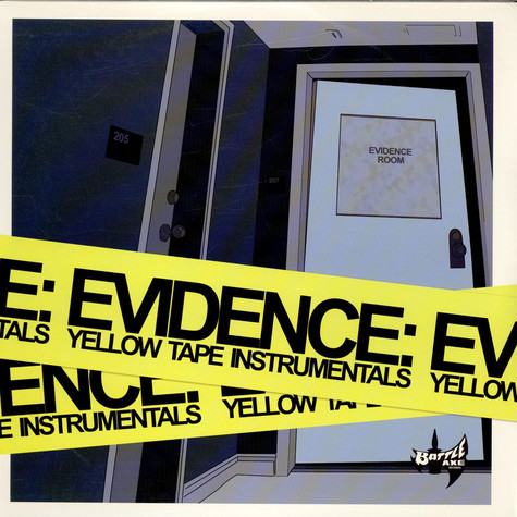 Evidence of Dilated Peoples - The Yellow Tape Instrumentals