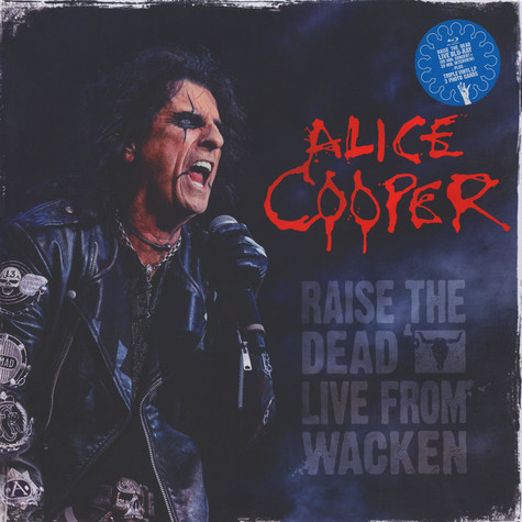 Alice Cooper - Raise The Dead - Live From Wacken