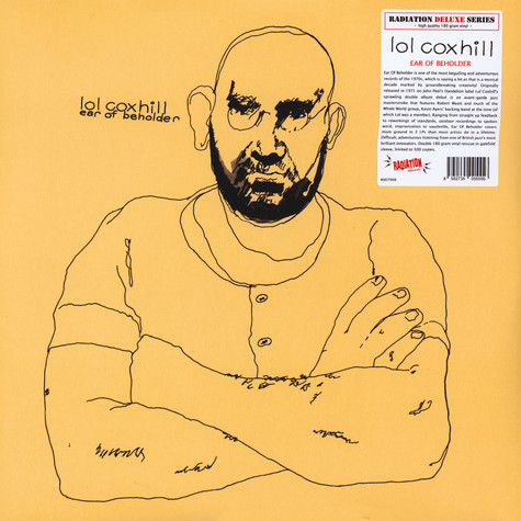 Lol Coxhill - Ear Of Beholder