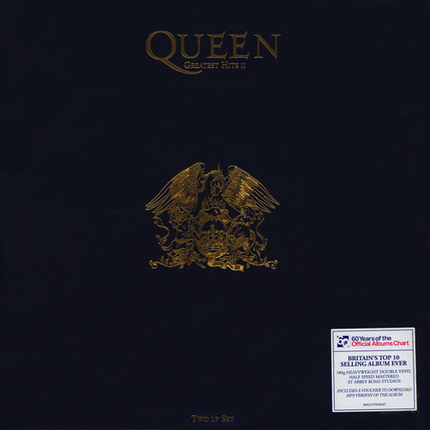 Queen - Greatest Hits II - Remastered