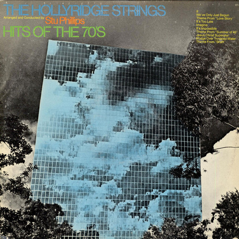 Hollyridge Strings, The - Hits Of The 70's