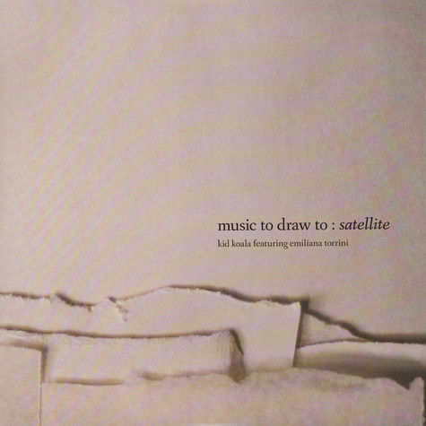 Kid Koala & Emiliana Torrini - Music To Draw To: Satellite