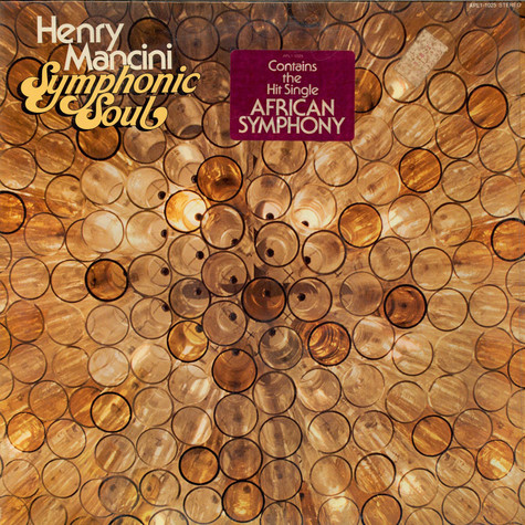Henry Mancini And His Orchestra - Symphonic Soul