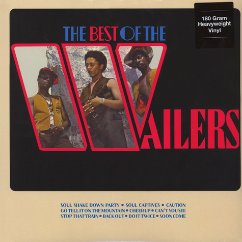 Wailers - The Best Of The Wailers Beverley's Records