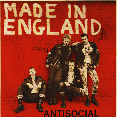 Antisocial - Made In England